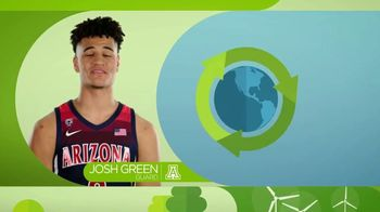 Pac-12 Conference TV Spot, 'Team Green: University of Arizona' - Thumbnail 6
