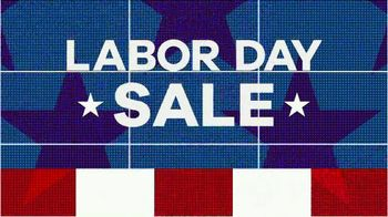 Rooms to Go Labor Day Sale TV Spot, 'Stylish Bedroom Set' - Thumbnail 7