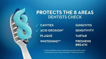 Crest Pro-Health TV Spot, 'The Burbling Bouncing Baby' - Thumbnail 6