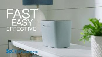 SoClean Device Disinfector TV Spot, 'Activated Oxygen Technology' - Thumbnail 3