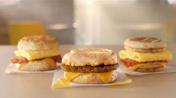 McDonald's Breakfast TV Spot, 'Morning Person: Buy One, Get One for $1' - Thumbnail 4
