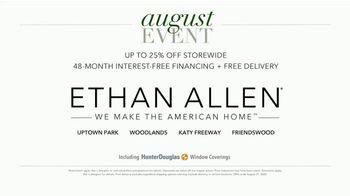Ethan Allen August Event TV Spot, '25% Off Storewide' - Thumbnail 7