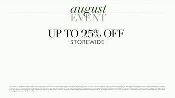 Ethan Allen August Event TV Spot, '25% Off Storewide' - Thumbnail 5