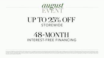 Ethan Allen August Event TV Spot, '25% Off Storewide' - Thumbnail 6