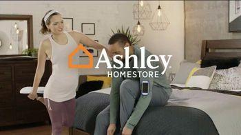 Ashley HomeStore Labor Day Mattress Sale TV Spot, 'Shop TEMPUR-Pedic' - Thumbnail 1