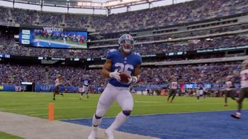 NFL Fantasy Sweepstakes TV Spot, 'You're In' - 636 commercial airings