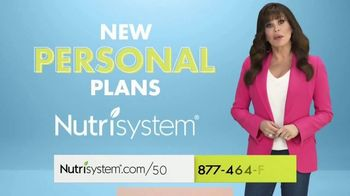 Nutrisystem Personal Plans TV Spot, 'Built For Your Body: Save 50% + Shakes' - Thumbnail 4