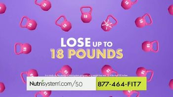 Nutrisystem Personal Plans TV Spot, 'Built For Your Body: Save 50% + Shakes' - Thumbnail 5