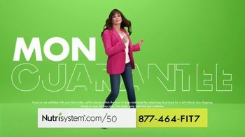 Nutrisystem Personal Plans TV Spot, 'Built For Your Body: Save 50% + Shakes' - Thumbnail 6