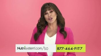 Nutrisystem Personal Plans TV Spot, 'Built For Your Body: Save 50% + Shakes' - Thumbnail 9