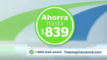 Freeway Insurance TV Spot, 'Estamos abiertos' [Spanish] - Thumbnail 4