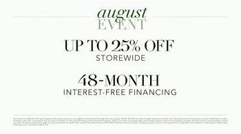 Ethan Allen August Event TV Spot, 'Outdoor Living Space: 25% Off Storewide' - Thumbnail 7