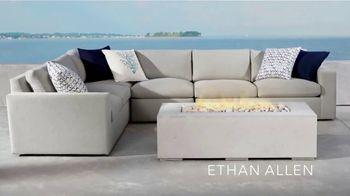 Ethan Allen August Event TV Spot, 'Outdoor Living Space: 25% Off Storewide' - Thumbnail 3