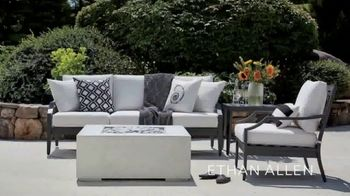 Ethan Allen August Event TV Spot, 'Outdoor Living Space: 25% Off Storewide' - Thumbnail 5