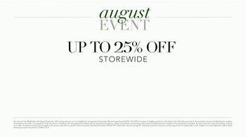 Ethan Allen August Event TV Spot, 'Outdoor Living Space: 25% Off Storewide' - Thumbnail 6