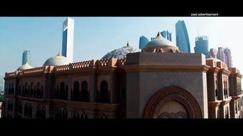 Abu Dhabi TV Spot, '6 Underground' Song by Phantom Power - 61 commercial airings