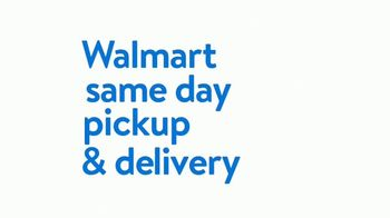 Walmart Pickup & Delivery TV Spot, 'Safe & Easy' - Thumbnail 2