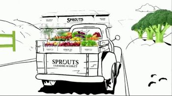 Sprouts Farmers Market TV Spot, 'Where Goodness Grows' - Thumbnail 9