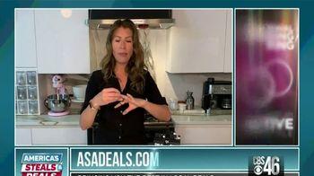 America's Steals & Deals TV Spot, 'Qalo Rings' Featuring Genevieve Gorder - Thumbnail 4