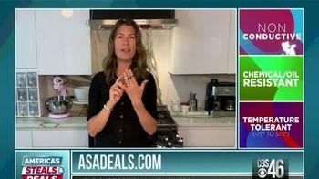 America's Steals & Deals TV Spot, 'Qalo Rings' Featuring Genevieve Gorder - Thumbnail 6