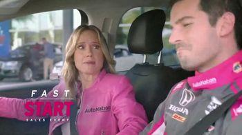 AutoNation Fast Start Sales Event TV Spot, 'Group Offer: Chevrolet' Featuring Alexander Rossi - Thumbnail 3