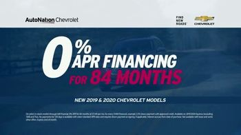 AutoNation Fast Start Sales Event TV Spot, 'Group Offer: Chevrolet' Featuring Alexander Rossi - Thumbnail 5