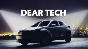 Toyota TV Spot, 'Dear Tech' [T2] - Thumbnail 1