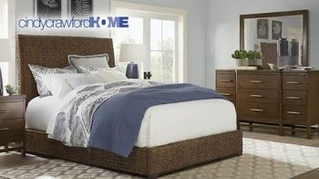 Rooms to Go Labor Day Sale TV Spot, 'Cindy Crawford Home Bedroom Set' - Thumbnail 5