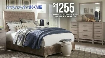 Rooms to Go Labor Day Sale TV Spot, 'Cindy Crawford Home Bedroom Set' - Thumbnail 7