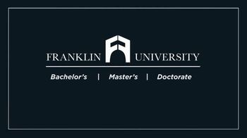 Franklin University TV Spot, 'Advance in Today's Most In-Demand Fields' - Thumbnail 9