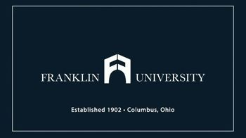 Franklin University TV Spot, 'Advance in Today's Most In-Demand Fields' - Thumbnail 1