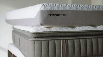 Ashley HomeStore Labor Day Preview Sale TV Spot, 'Mattress Deals: Tempur-Pedic' - Thumbnail 2
