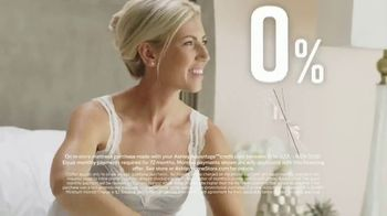 Ashley HomeStore Labor Day Preview Sale TV Spot, 'Mattress Deals: Tempur-Pedic' - Thumbnail 5