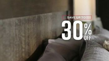Ashley HomeStore Labor Day Preview Sale TV Spot, 'Up to 30% Off' - Thumbnail 4