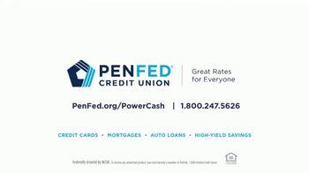 PenFed Power Cash Rewards TV Spot, 'More Money in Your Pocket' - Thumbnail 10