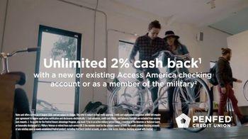 PenFed Power Cash Rewards TV Spot, 'More Money in Your Pocket' - Thumbnail 4