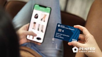 PenFed Power Cash Rewards TV Spot, 'More Money in Your Pocket' - Thumbnail 8