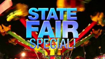 Window World State Fair Special TV Spot, 'Double Hung Windows: Special Financing'