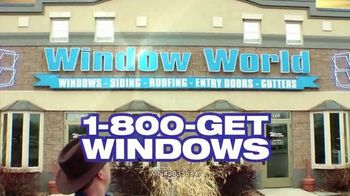 Window World State Fair Special TV Spot, 'Double Hung Windows: Special Financing' - Thumbnail 6