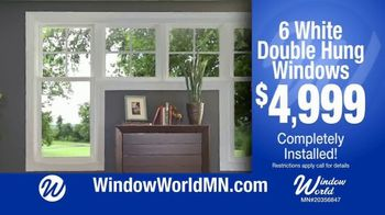Window World State Fair Special TV Spot, 'Double Hung Windows: Special Financing' - Thumbnail 3