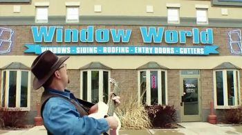 Window World State Fair Special TV Spot, 'Double Hung Windows: Special Financing' - Thumbnail 5