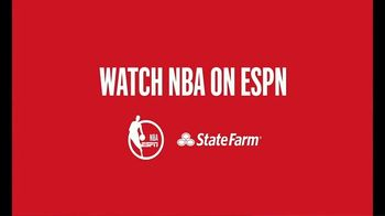 State Farm TV Spot, 'The Neighborhood: Playoff Time' Featuring Jalen Rose - Thumbnail 8
