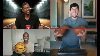 State Farm TV Spot, 'The Neighborhood: Playoff Time' Featuring Jalen Rose - Thumbnail 4