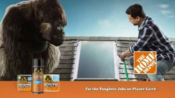 Gorilla Glue Waterproof Patch & Seal Spray TV Spot, 'Pesky Leaks' - Thumbnail 8