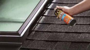 Gorilla Glue Waterproof Patch & Seal Spray TV Spot, 'Pesky Leaks' - Thumbnail 4
