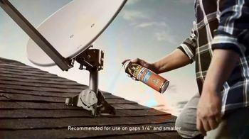 Gorilla Glue Waterproof Patch & Seal Spray TV Spot, 'Pesky Leaks' - Thumbnail 6