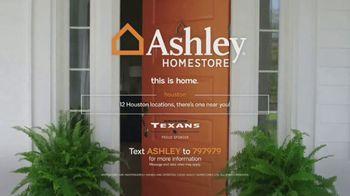 Ashley HomeStore TV Spot, 'Proud to Call Houston Home: Looks & Options' - Thumbnail 10