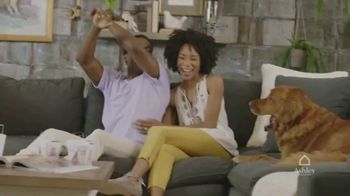 Ashley HomeStore TV Spot, 'Proud to Call Houston Home: Looks & Options' - Thumbnail 2