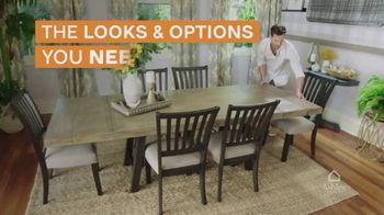 Ashley HomeStore TV Spot, 'Proud to Call Houston Home: Looks & Options' - Thumbnail 4