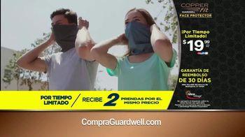 Copper Fit Guardwell Face Protector TV Spot, 'Nueva normalidad' [Spanish] - Thumbnail 8